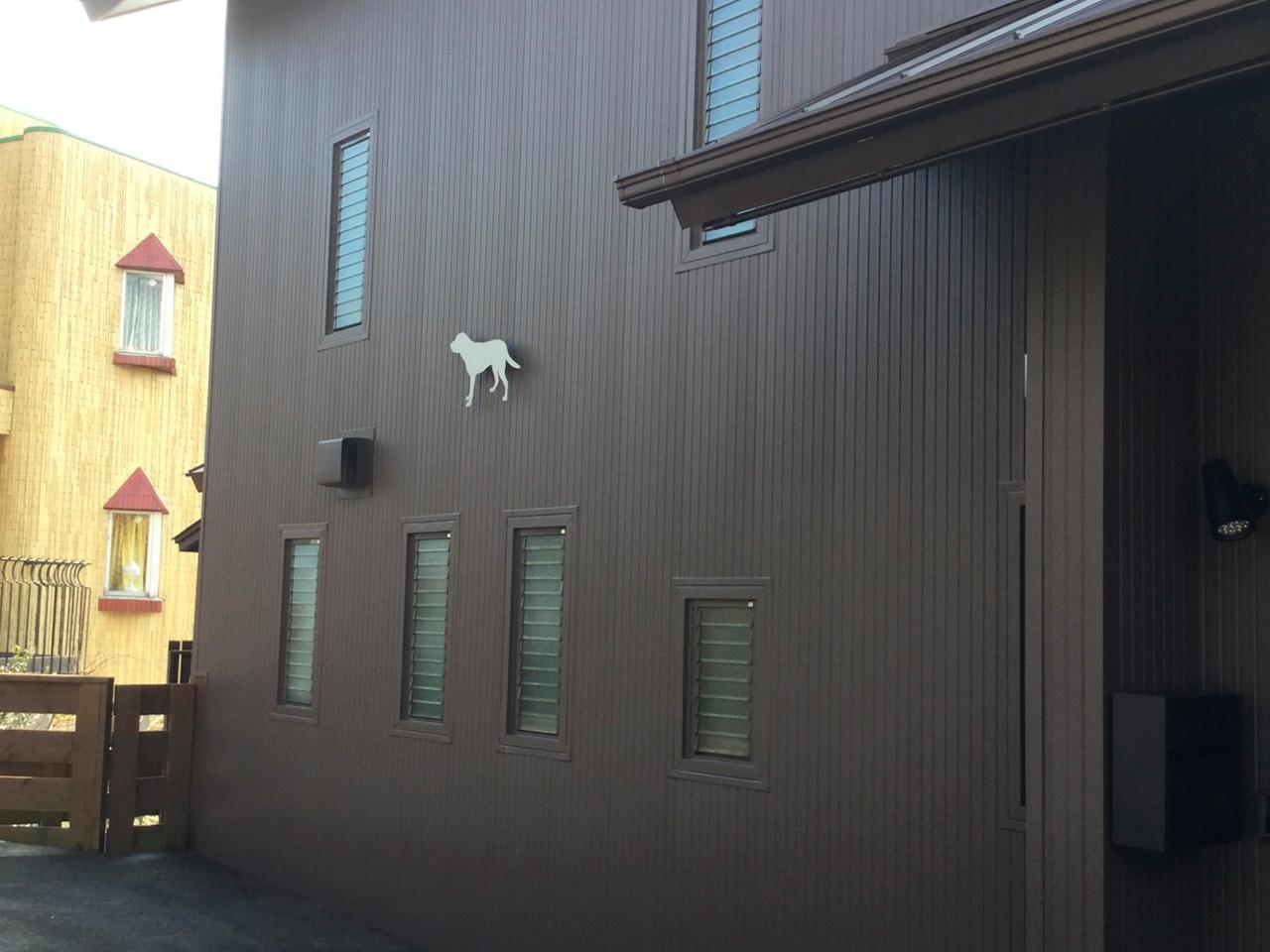 屋根たてひら葺き・外壁金属サイディング・塗装工事(熱海市)